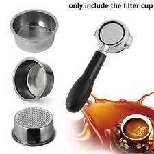 51mm Coffee Cup Non Pressurized Filter Basket For Breville Delonghi Krups US NEW