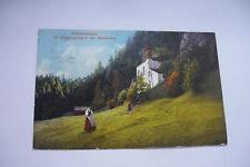 St. Wolfgang Kapelle am Falkenstein 1922 -  St. Gilgen