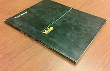 Yale Parts Manual MPW 040-080 (1474, 10/90)