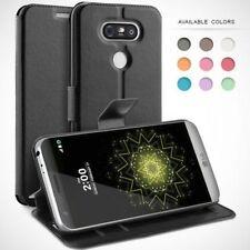 Carcasas de piel para teléfonos móviles y PDAs LG