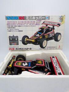 Vintage 1990's Taiyo Japan 1/20 Mini Hopper III RC Buggy IN Box Tyco Nikko 2