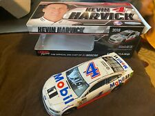 KEVIN HARVICK Autographed 2018 MOBIL 1 Lionel Racing 1/24 CAR-With COA