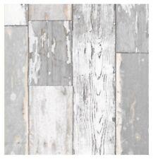 Klebefolie Scrapwood hell grau Möbelfolie altes Holz Folie Holzdekor 45 X 200 Cm