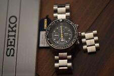 Seiko Flightmaster Men's Chronograph  Watch SNA411