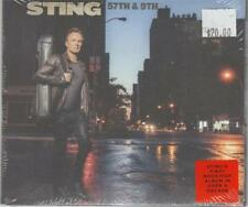STING ( OZ  CD '16) 57TH & 9TH - NEW SEALED - AUSTRALIA - THE POLICE