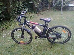 Mountainbike Elektroantrieb