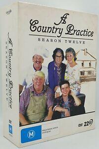 A Country Practice: Season 12 (DVD, 22-Disc Set) Series Box Set