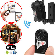 Q7 Mini DVR WIFI Wireless Video Recorder Night Vision Camera Microphone Infrared
