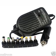 80W Universal Auto Ladegeräte Netzteil LED 24V DC Adapter für Laptop HP IBM Sony