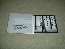 DONNY McCASLIN - BEYOND NOW - CD ALBUM - HAND SIGNED - BOWIE - JAZZ SAXOPHONIST