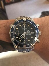 Omega Seamaster Professional Chrono Diver 2599.80 Box & Papers Swiss Automatic