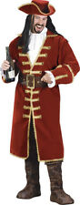 Morris Costumes Men's Blackheart Pirate Captain Morgan Costume Adult. FW5407