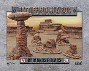 PILLARS - BADLANDS - BB567  - BATTLEFIELD IN A BOX -