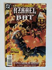 Batman Shadow of the Bat #80 Azrael Agent of the Bat #47 Comic DC No Man's Land
