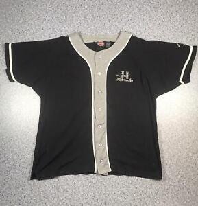 Vintage HARLEY DAVIDSON Mens Baseball Style T Shirt Large