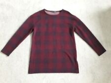 BNWT Marks and Spencer petite jumper in plum mix UK 10/EU 38.