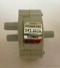 Used Landis & Gyr RL243 Lowest Pressure Signal Selector Relay 243-0020