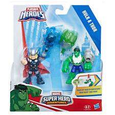 Figurines et statues jouets de héros de BD Hasbro avec hulk
