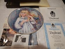 "Wedgwood ""Day Dream"" plate by Mary Vickers 3rd issue - nib"
