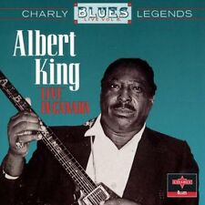 Albert King Live in Canada Charly Records CD 1995 RARE!