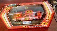 Bill Elliott #94 Ford Thunderbird 1:43 McDonald's LMTD 5772  pcs 1997 Revell COA