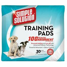 Simple Solution Puppy Training Pads - 30 Pack