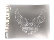 Harley Davidson Motorcycle Motorclothes Accessories Sales Catalog 2001 bk66