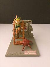1988 Nintendo Trophy Figure ~ Link Boomerangs a Gohma ~ Zelda GUC