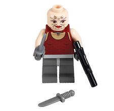 NEW LEGO STAR WARS SUGI MINIFIG figure minifigure bounty hunter villain 7930