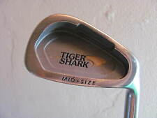 Tiger Shark Mid-Size #6 Iron. Nice Golf Pride Grip. Graphite Shaft.