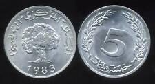 TUNISIE  5 millim  1983  SPL  NEUVE