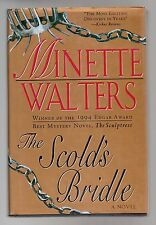 Minette Walters, THE SCOLD'S BRIDLE, 1ST,1ST F/F