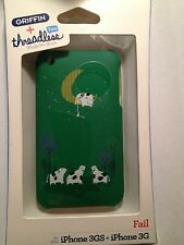 Griffin + threadless FAIL Ultra slim Shell case for iPhone 3G 3Gs