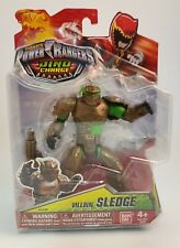 Power Rangers Dino Charge VILLAIN SLEDGE Action Figure ~ NEW ~ UNOPENED ~ BANDAI