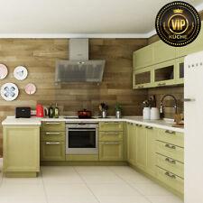 Küche Massiv in U-Form-Küchen günstig kaufen | eBay