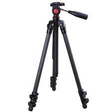 """KingJoy 60"""" Pro FC-227+KH-6710 Carbon Fiber Camera Video Tripod + Panoramic Head"""