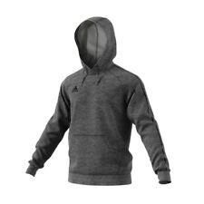 adidas Herren Männer Kapuzenpullover Hoodie Pullover mit Kapuze schwarz S - XXXL