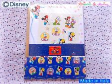 © DISNEY Minnie Daisy VINTAGE 1990 letter set papeis papel briefpapier STICKERS