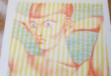 "MATI ABDUL KLARWEIN ""BEAUTIFUL BEAST"" LITHOGRAPH ARTIST PROOF HAND SIGNED 1978"