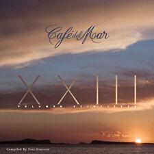 Various – Café Del Mar - Volumen Veintitres Vol. 23  CD NEW