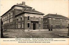 CPA CLICHY sur Seine Ecole de Filles Jean Jaurés (413392)
