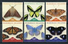 Marshall Islands 2018 MNH Butterflies Defin Monarch Butterfly 6v Set Stamps