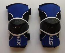 STX Lacrosse Impact Arm Guard Royal Blue Small