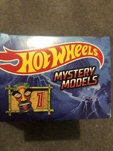 Hot Wheels Mystery Models 1 Whole Box Rare!