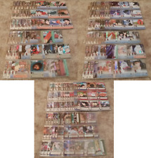 Lot of 493 Authentic Original InuYasha TCG CCG Cards (Jaki, Yokai, Saisei)