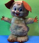 "Rushton Star Creation Rubber Face 8"" Cheesy The Mouse Plush Stuffed Animal"