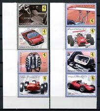 Antigua 2010 Ferrari Automobile Sportwagen Cars  4747-4754 Postfrisch MNH