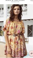 Spell & the Gypsy Collective Short Women's Tunic/Smock Dress Dresses