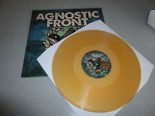 Agnostic Front-MY LIFE MY WAY-LP LTD. colored (Beer) VINILE // NUOVO