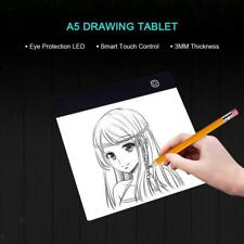 Ultra Thin A5 LED Artist Writing Painting Drawing Board Diamond Embroidery